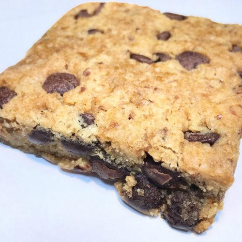 Photo of Vegan Gluten-free Chewy Chikpea bar