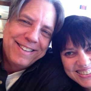 Photo of Dale and Erica. Owners of Pastry Babies